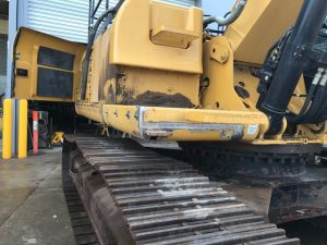 Earth Moving Machinery Attachment Repairs and Rebuilds -