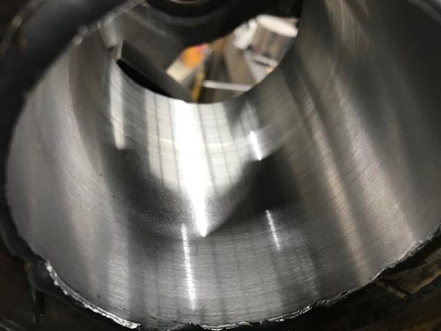Cylinder Bored machine